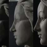 Simonetta Vespucci, 3 build ups, comparison