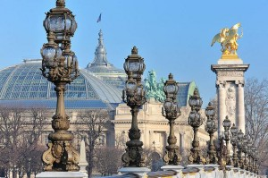 Grand Palais- Photo by wikipedia